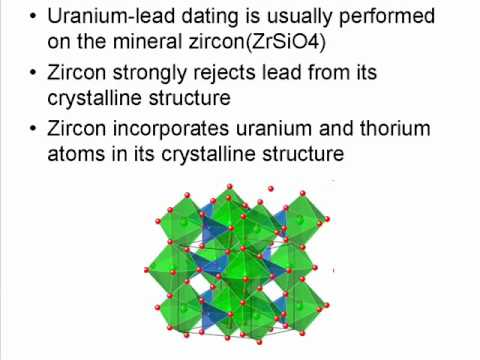 from Abel uranium lead dating concordia