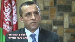 Amrullah Saleh Speaks of Taliban and IS or ISIS