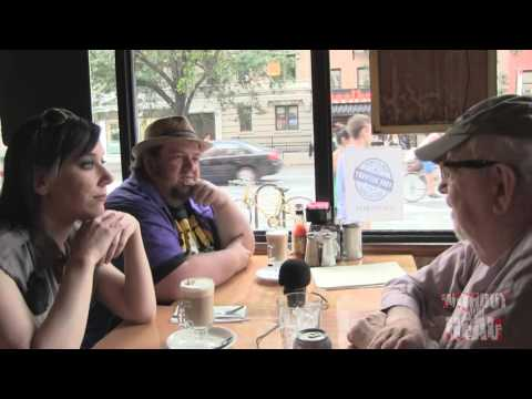 Our Dinner With Joel Reed episode 4: Harvey Villachez, S&M Theaters and start in movies