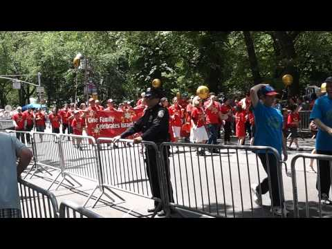 Salute To Israel Day Parade   NYC   Part 1 Of 3