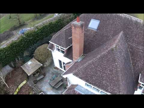 AiroView - High Level Drone Inspection (Roof Survey)