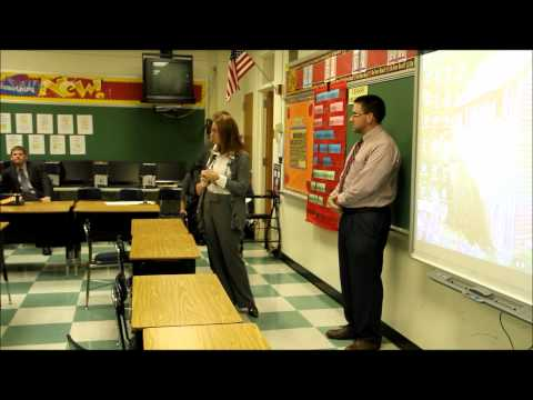 Inspiring Excellence in the Classroom: High School & Middle School