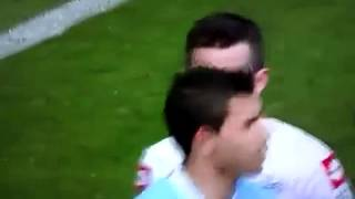 Joey Barton fighting Manchester City Players FULL INCIDENT!!