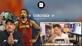 J.R. Smith's Blatant Push and Selling Kawhi  | NBA Desktop With Jason Concepcion | The Ringer