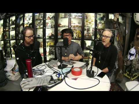 Star Wars: The Force Awakens SPOILERCAST - Still Untitled: The Adam Savage Project - 12/29/15