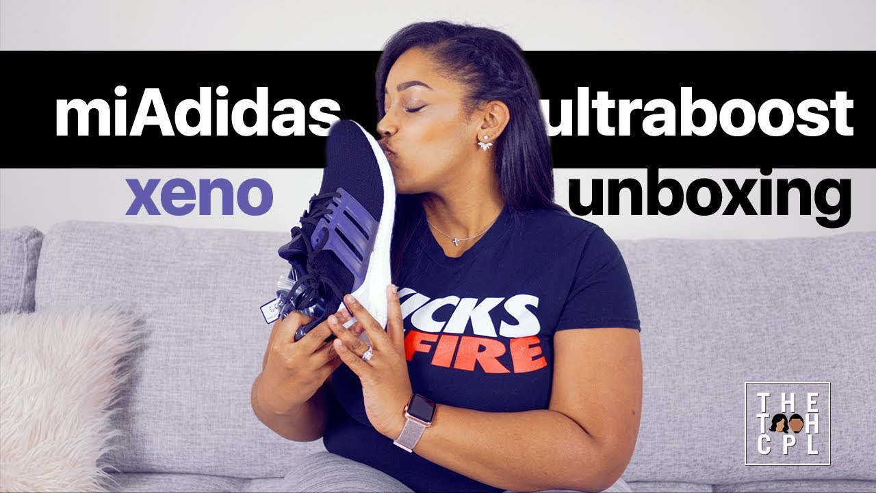 8fd6aa423 mi adidas ultraboost Xeno Unboxing   Review - YouTube