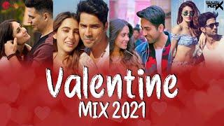 Valentine Mix 2021 - Deejay Rax & Dj Raahul Pai | Zee Music Company Official Mashup
