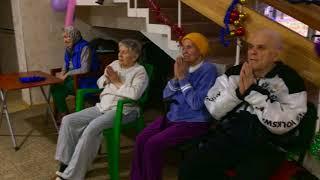 """Развивающие занятия с пожилыми людьми в пансионе """"Лесная опушка"""""""