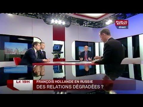 Invités: Yves Rome et Yves Pozzo Di Borgo - Le 19H (28/02/2013)