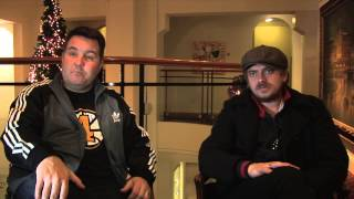 Dropkick Murphys interview - Ken and James (part 2)