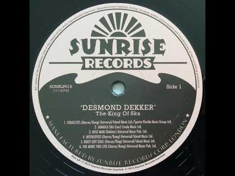 Desmond Dekkar - King of Ska