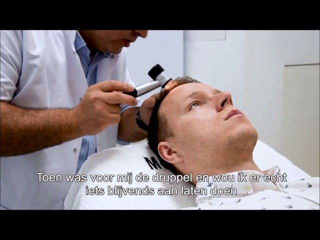 Medikliniek op SBS6 over Botox Fillers en Haartransplantatie