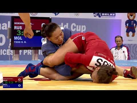 SAMBO - RUSSIA Vs MONGOLIA - World Cup Among Mixed Teams 2019 FINALS