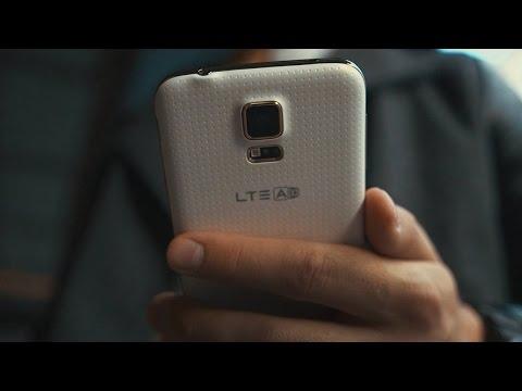 Обзор Samsung Galaxy S5 Prime (LTE-A)