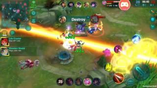 Heroes Arena: Shadowstrike Gameplay