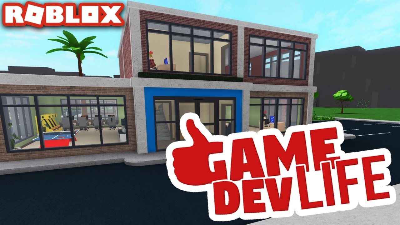 Game Dev Tycoon In Roblox Game Dev Life Youtube