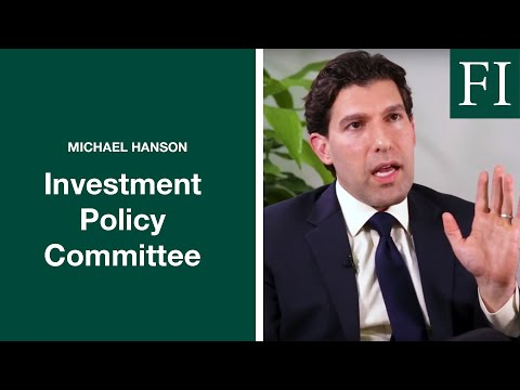 How The Investment Policy Committee's Structure Benefits You | Fisher Investments
