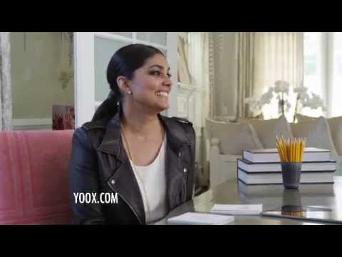 ► RACHEL ROY, Fashion Designer, in YOOX's New TV Commercial | by yoox.com
