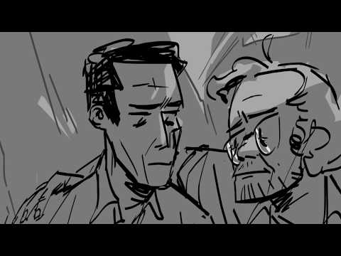 *SPOILER WARNING* Here's a fix of the death scene because uhhhh what do you mean eddie dies? I also plan on doing a reddie fix...