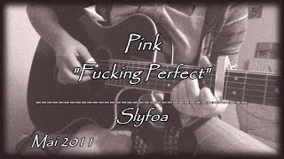 62. F Cking Perfect P nk Cover Guitar Acoustic.mp3