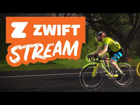 Zwift Race - Stage 5 Tour Of Watopia - 2nd Place