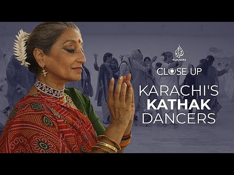 Karachi's Kathak Dancers   Close Up