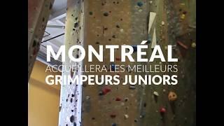 Horizon Roc hôte du Championnat Panaméricain d'escalade Junior Montréal 2017