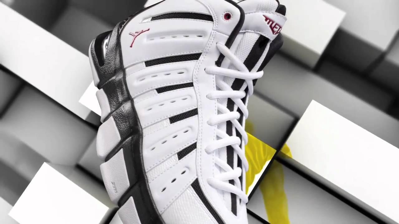 big sale 106ab b3d3a Jordan Melo M7 Basketball Shoe Demo [HD]
