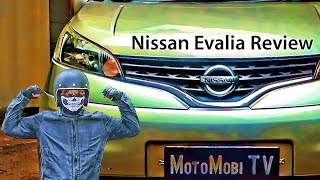 Nissan Evalia Review Indonesia