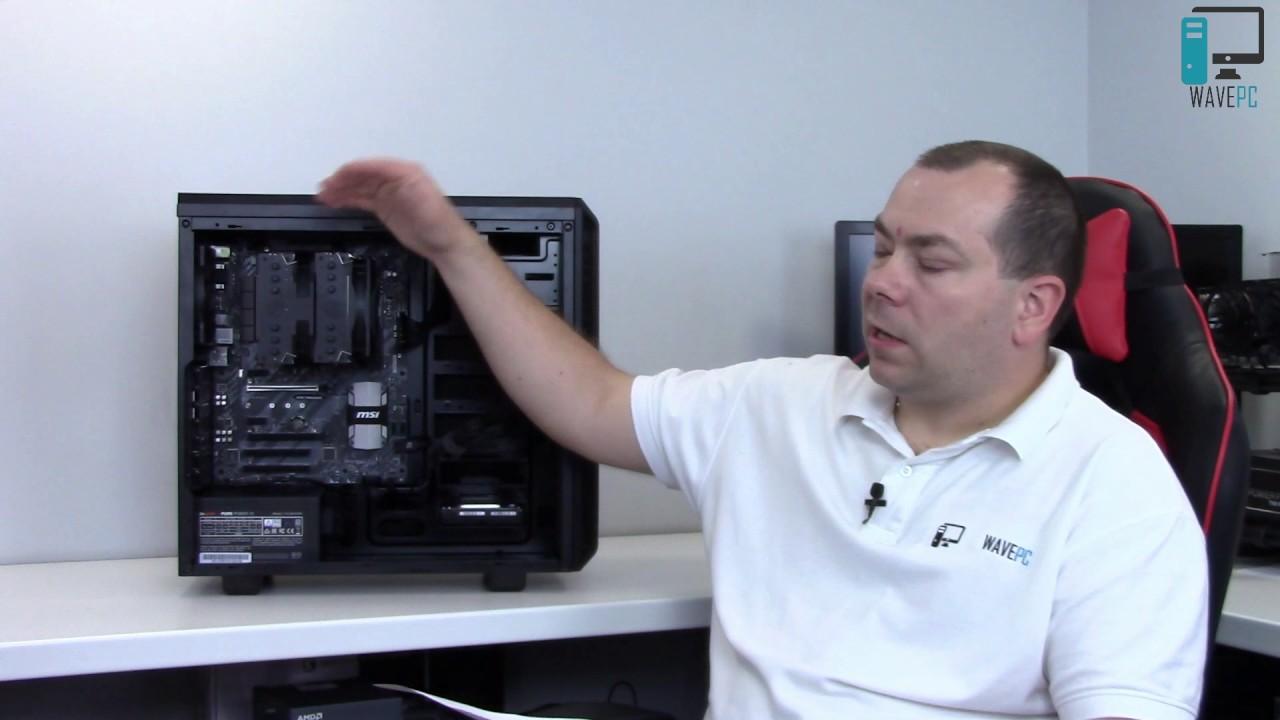 PC z AMD Ryzen 5 do gier