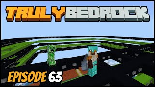 Mob Farm Building And Broken Scam! - Truly Bedrock (Minecraft Survival Let's Play) Episode 63