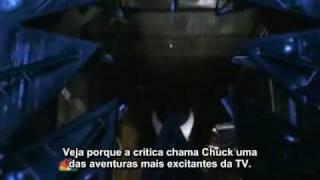 Chuck S02E05 Promo/Trailer 2 Legenda