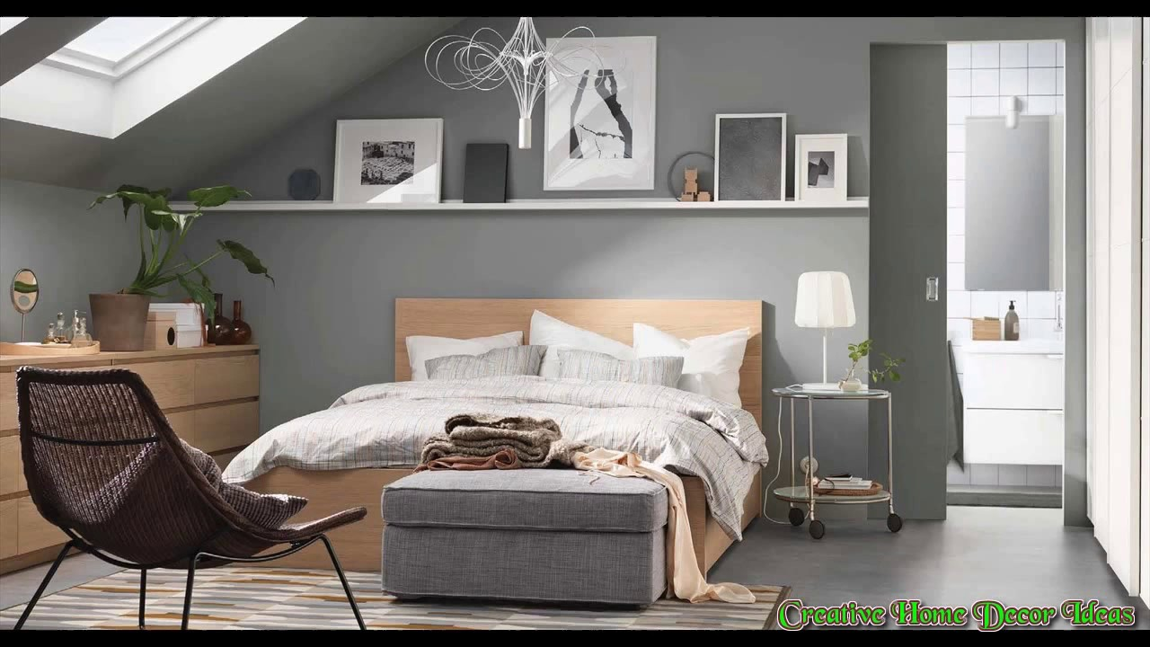 Best Gray Paint Colors For Bedroom