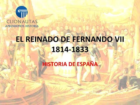 Fernando VII 18141833
