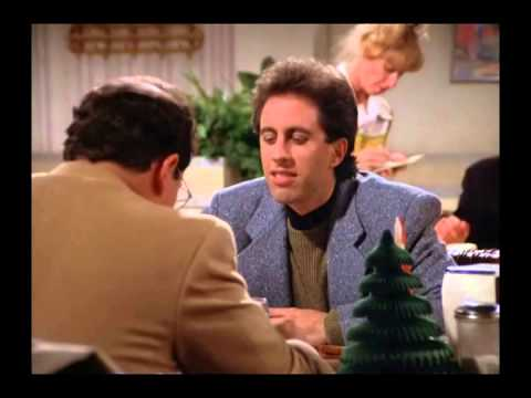 Seinfeld - George and the cleaning lady