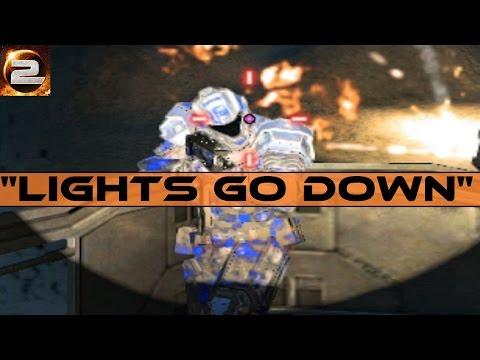 """""""LIGHTS GO DOWN"""" PlanetSide 2 Infantry Killstreak Montage"""