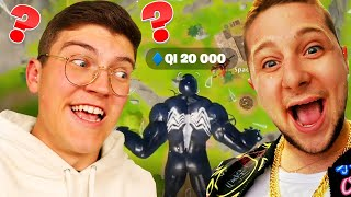 JEANFILS ME MONTRE LES JOUEURS LES PLUS INTELLIGENTS de FORTNITE BATTLE ROYAL !