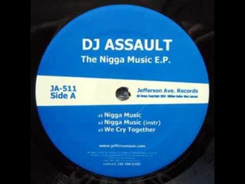 DJ Assault - Nigga Music [Instrumental] [2003]