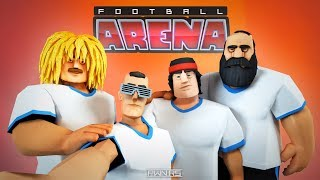 Football Clash Arena 2018 Android Gameplay (PvP multiplayer)