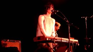 """You Know Me Well"" - Sharon Van Etten at The Sinclair, Cambridge, MA 6.11.2014"