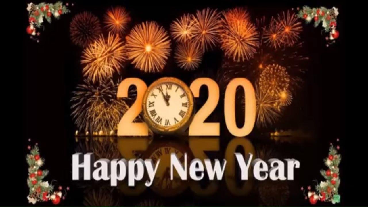 Happy New Year 2020happy New Year Wishes 2020happy New Year Status Happy New Year Whatsapp Status