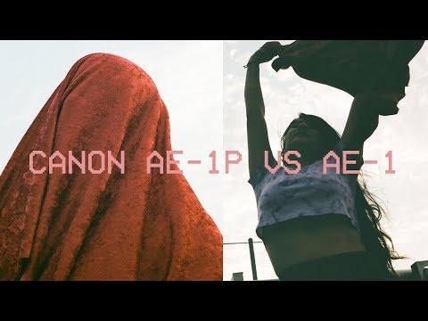 Canon AE-1 Program & Canon AE-1 // Shooting W/ Alonso & Ramona
