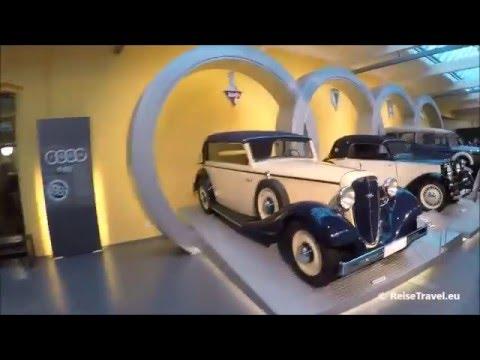 Horch Zwickau, Auto Museum, Zeitsprungland, Tourismusregion Zwickau,  © ReiseTravel.eu