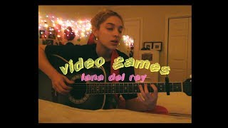 Video Games by Lana Del Rey (Cover) by Sara King
