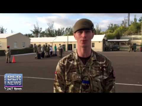 Royal Bermuda Regiment Recruit Camp Interviews, January 15 2017