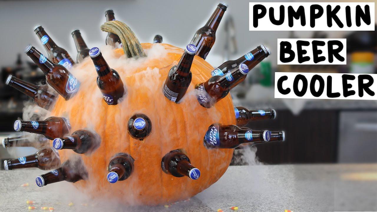 pumpkin beer cooler tipsy
