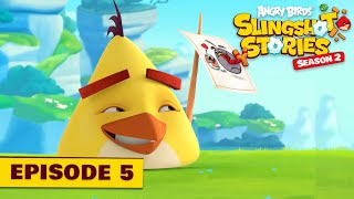 Angry Birds Slingshot Stories S2 | Gotcha! Ep.5