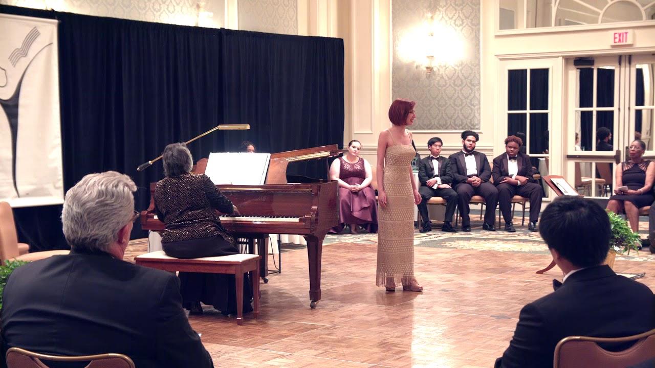 Natalie Almeter(soprano), Dr. Barbara M. Bouie (piano) O What A Beautiful City arr. Edward Boatner