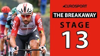 The Breakaway: Stage 13 Analysis | Vuelta a España 2019 | Cycling | Eurosport