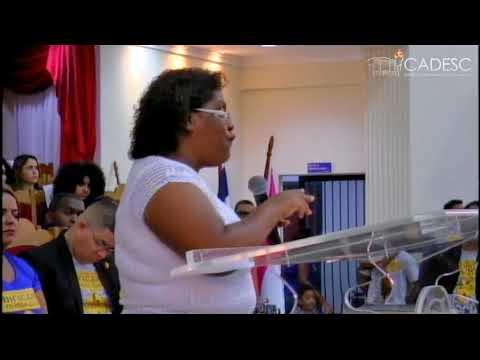 Missª. Rosane Oliveira - 23º Congresso da UACADESC